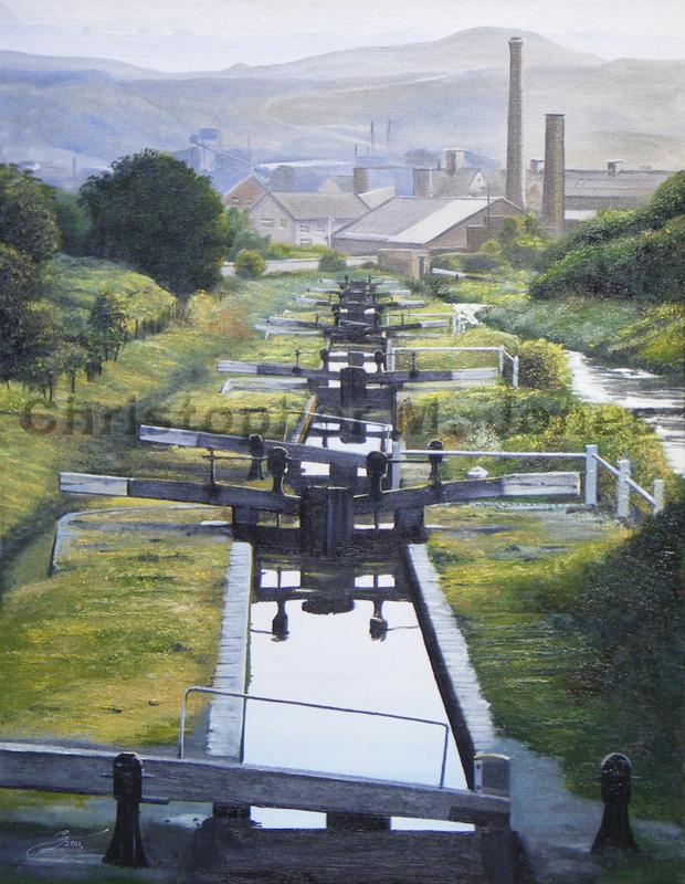 B.C.N. Delph Locks
