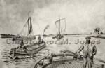 Cuckoo boat and keels