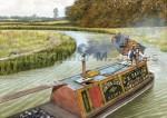 S. E. Barlow motor narrow boat